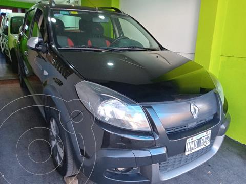 Renault Sandero Stepway 1.6 Rip Curl usado (2013) color Negro Nacre precio $1.080.000