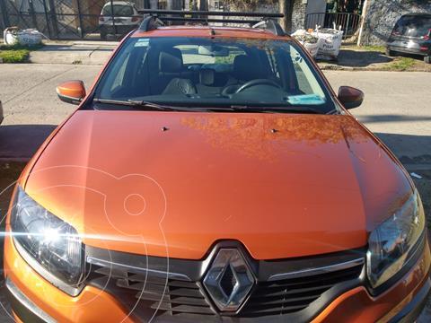 Renault Sandero Stepway Volcom Edicion Limitada usado (2019) color Naranja precio $1.700.000