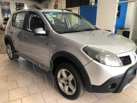 Renault Sandero Stepway 1.6 Authentique usado (2009) color Gris Acier financiado en cuotas(anticipo $400.000)