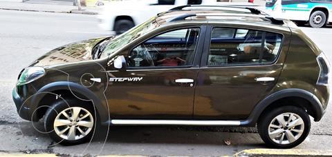 Renault Sandero Stepway 1.6 Privilege usado (2013) color Verde precio $1.450.000