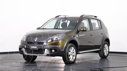 Renault Sandero Stepway 1.6 Privilege NAV usado (2014) color Bronce precio $1.310.000