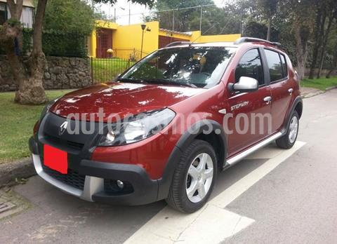 Renault Sandero Stepway 1.6L usado (2013) color Rojo precio $18.000.000