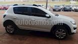 Foto venta Auto usado Renault Sandero - (2015) color Blanco precio $390.000