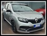 Foto venta Auto usado Renault Sandero 1.6 Authentique Pack II (2016) color Gris Claro precio $490.000