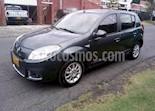Foto venta Carro usado Renault Sandero 1.6 Dynamique Mec 5P (2013) color Negro precio $24.700.000