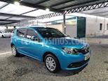 Foto venta Auto usado Renault Sandero 1.6 Dynamique color Azul Aquamarine precio $379.000