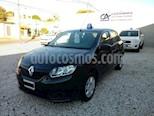 Foto venta Auto usado Renault Sandero 1.6 Expression Pack (2015) color Gris Oscuro precio $368.000
