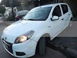 Foto venta Auto usado Renault Sandero 1.6 Expression (2013) color Blanco Glaciar precio $195.000