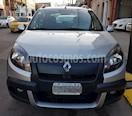 Foto venta Auto usado Renault Sandero 1.6 Pack (2015) color Gris Claro precio $340.000