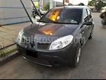 Foto venta Auto usado Renault Sandero 1.6L Confort (2009) color Gris Oscuro precio $17.000
