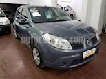 Foto venta Auto usado Renault Sandero 1.6L Confort (2010) color Gris Oscuro precio $178.000