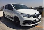 Foto venta Auto usado Renault Sandero 5p R.S. L4/2.0 Man (2017) color Blanco precio $196,000
