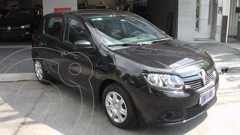 Renault Sandero 1.6 Expression Pack usado (2018) color Negro precio $1.499.900