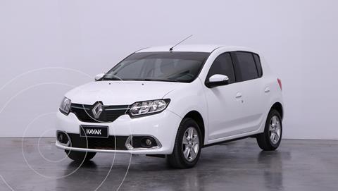 Renault Sandero 1.6 Privilege usado (2019) color Blanco Glaciar precio $1.690.000