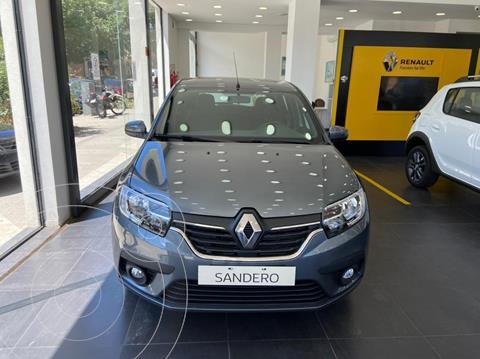 Renault Sandero 1.6 Zen nuevo color Gris Estrella financiado en cuotas(anticipo $520.000 cuotas desde $16.573)