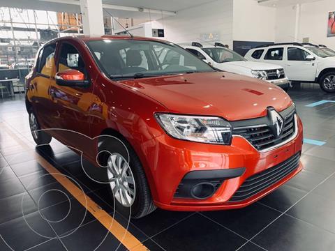 Renault Sandero 1.6 Life nuevo color Rojo Fuego financiado en cuotas(anticipo $250.000 cuotas desde $16.573)