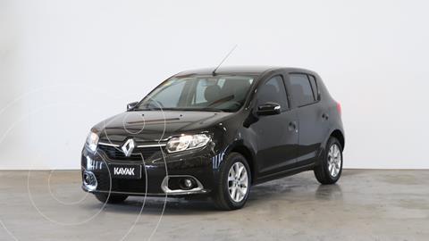 Renault Sandero 1.6 Privilege Pack usado (2017) color Negro Nacre precio $1.370.000