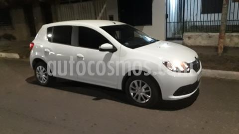 Renault Sandero 1.6 Dynamique usado (2019) color Blanco Glaciar precio $1.100.000