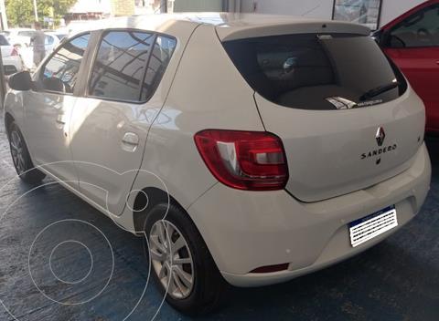 Renault Sandero 1.6 Dynamique usado (2017) color Blanco precio $1.075.000