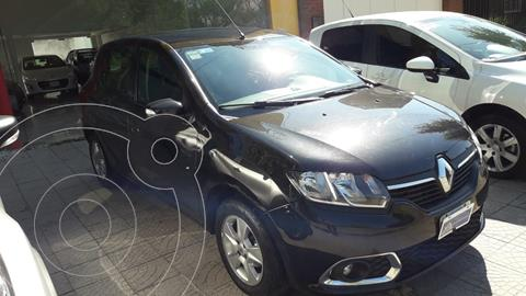 Renault Sandero 1.6 Privilege usado (2016) color Gris financiado en cuotas(anticipo $680.000)