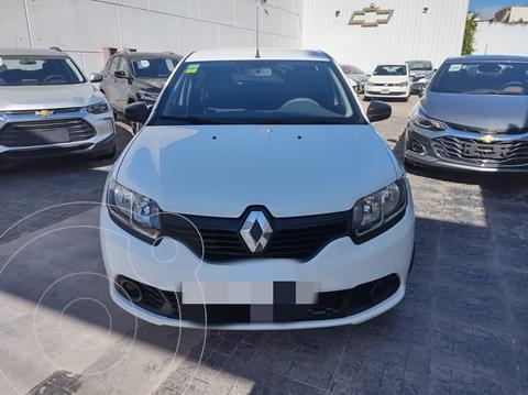 Renault Sandero 1.6 Expression Pack usado (2018) color Blanco Glaciar precio $1.169.900