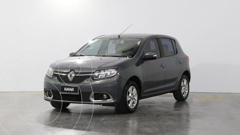 foto Renault Sandero 1.6 Privilège Pack usado (2016) color Gris Acero precio $1.290.000