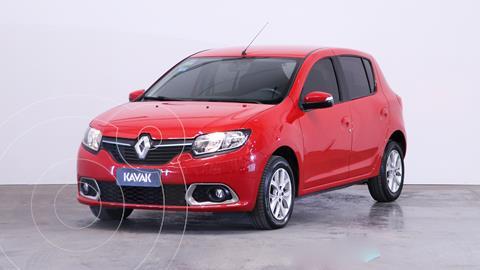 Renault Sandero 1.6 Privilege Pack usado (2018) color Rojo Fuego precio $1.340.000