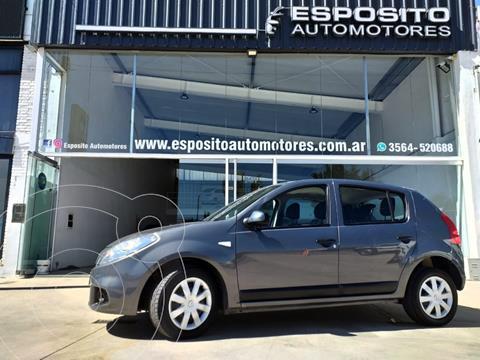 Renault Sandero 1.6 Confort usado (2012) color Gris Oscuro precio $728.000