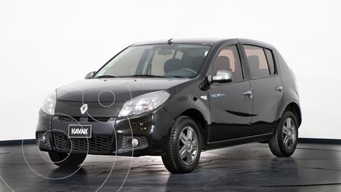 Renault Sandero 1.6 Tech Run usado (2014) color Negro Nacre precio $990.000