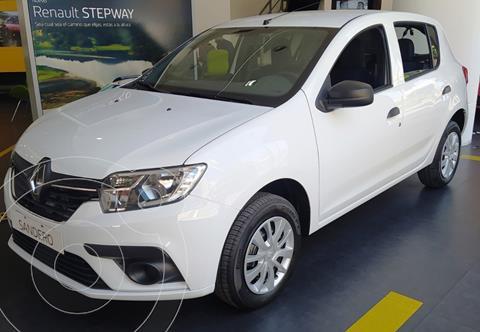 Renault Sandero 1.6 Life nuevo color Blanco financiado en cuotas(anticipo $449.000 cuotas desde $14.698)