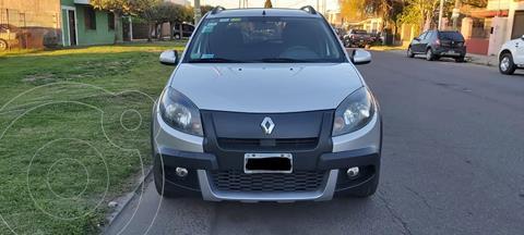 Renault Sandero 1.6 Privilege usado (2013) color Gris Acero precio $1.390.000