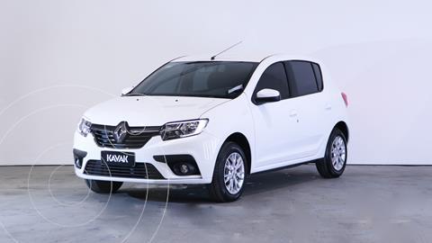 Renault Sandero 1.6 Zen usado (2021) color Blanco Glaciar precio $1.800.000