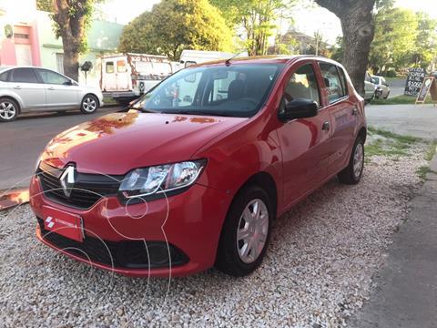 Renault Sandero 1.6 Authentique usado (2016) color Rojo Fuego precio $1.250.000