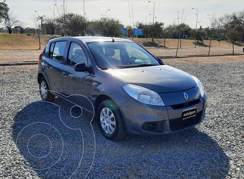 foto Renault Sandero 1.6 Pack usado (2012) color Gris precio $765.000
