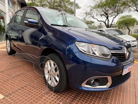 Renault Sandero 1.6 Privilege usado (2017) color Azul financiado en cuotas(anticipo $870.000)