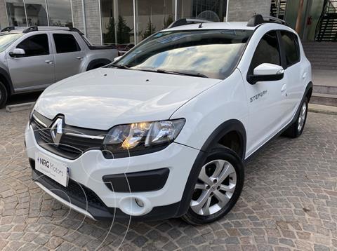 Renault Sandero SANDERO II 1.6  8V EXPRESSION usado (2017) color Blanco precio $1.600.000