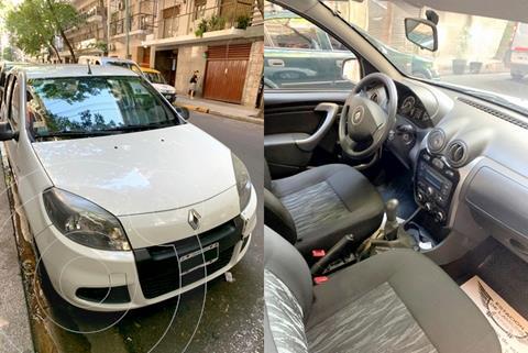 foto Renault Sandero 1.6 Authentique Pack I usado (2013) color Blanco precio $648.000