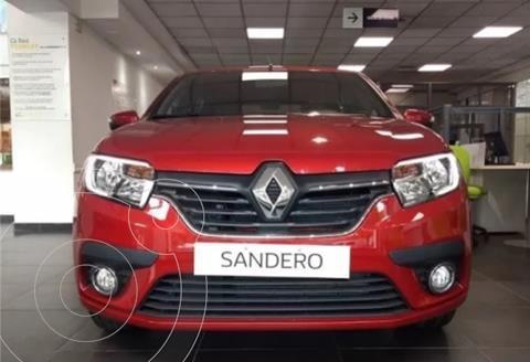 Renault Sandero 1.6 Life nuevo color A eleccion financiado en cuotas(anticipo $289.900 cuotas desde $18.099)