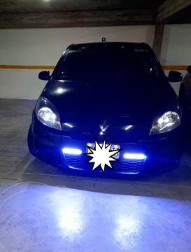 Renault Sandero 1.6 Authentique Pack II usado (2013) color Negro Nacre precio $980.000