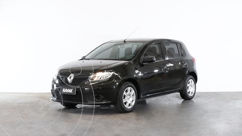 Renault Sandero 1.6 Expression usado (2018) color Negro Nacre precio $1.300.000