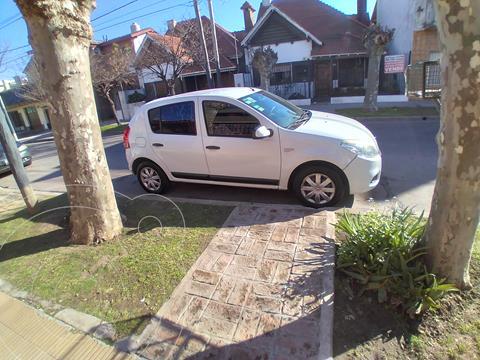 Renault Sandero 1.6 Confort usado (2012) color Blanco Glaciar precio $730.000