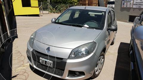 Renault Sandero 1.6 Authentique Pack I usado (2013) color Gris precio $670.000