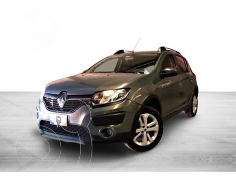 Renault Sandero Otra Version usado (2015) color Gris precio $1.280.000