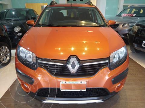 Renault Sandero 1.6 Privilege usado (2016) color Naranja precio $1.150.000