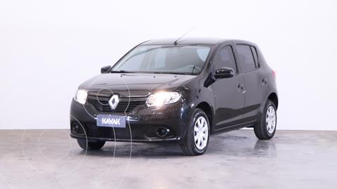 Renault Sandero 1.6 Expression Pack usado (2017) color Negro Nacre precio $1.350.000