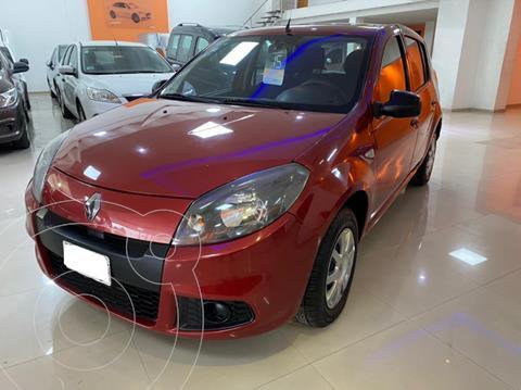 Renault Sandero 1.6 Authentique Pack I usado (2015) color Rojo precio $920.000