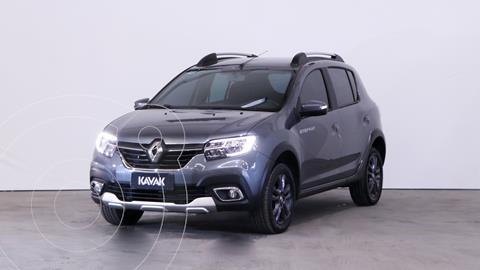 foto Renault Sandero 1.6 Intens usado (2020) color Gris Cassiopée precio $2.060.000