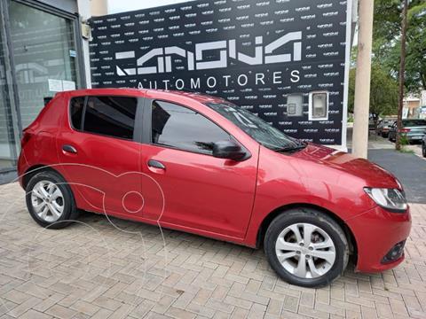 Renault Sandero 1.6 Dynamique usado (2016) color Rojo precio $1.010.000
