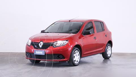 Renault Sandero 1.6 Authentique usado (2017) color Rojo Fuego precio $1.350.000