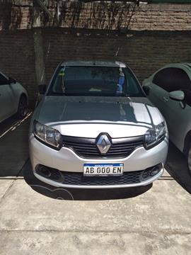Renault Sandero 1.6 Authentique usado (2017) color Gris Acero precio $950.000